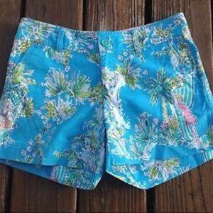 lilly pulitzer originals callahan shorts